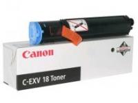 Уценка Оригинальный тонер-картридж Canon C-EXV18 (8400 стр., черный) без упаковки