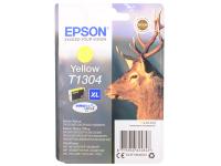 Картридж EPSON T1304 C13T13044012(желтый, 1005 стр.)