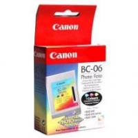 Оригинальный картридж CANON BC-06 (45 стр., трехцветный)