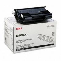 Оригинальный тонер-картридж OKI B6200/B6300 (17000 стр., черный)