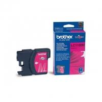 Оригинальный картридж BROTHER LC1100M (500 стр., пурпурный)