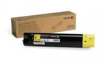 Оригинальный тонер-картридж Xerox 106R01525 (12000 стр., желтый)