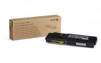 Оригинальный тонер-картридж Xerox 106R02235 (6000 стр., желтый)