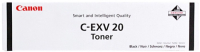 Картридж Canon C-EXV20BK 0436B002(черный, 35000 стр.)