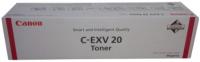 Картридж Canon C-EXV20M 0438B002(пурпурный, 35000 стр.)