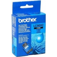 Оригинальный картридж BROTHER LC900C (400 стр., голубой)