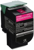 C540H1MG Тонер-Картридж Lexmark C540/C543/C544 2K Пурпурный