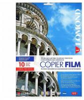Пленка Lomond PE DS Laser Film – белая, двусторонняя, А4, 125 мкм, 10 листов, для лазерной печати,ч/б-цвет.