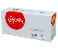 Совместимый картридж SAKURA CRG708 (2500 стр., чёрный)