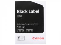 "Офисная бумага Canon Black Label Extra А3 80гр/м2, 500л. класс ""В"", кратно 5 шт."