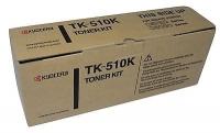 Оригинальный картридж Kyocera Mita TK-510K (8000 стр., черный)