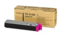 Оригинальный картридж Kyocera Mita TK-510M (8000 стр., пурпурный)