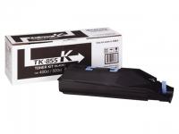 Оригинальный картридж Kyocera Mita TK-855K (25000 стр., черный)