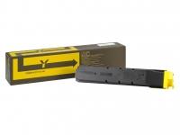 (Уценка)Тонер-картридж Kyocera TK-8600Y (1T02MNANL0) - НТВ-1 для FS-C8600DN/C8650DN  желтый  (20 000 стр.)