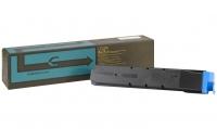 (Уценка)Тонер-картридж Kyocera TK-8600C (1T02MNCNL0) - НТВ-1 для FS-C8600DN/C8650DN  голубой  (20 000 стр.)
