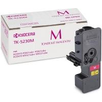 Оригинальный картридж Kyocera Mita TK-5230M (2200 стр., пурпурный)