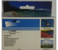 Картридж Unijet 426 M (460 стр, Пурпурный) для Canon MX714, MX880ser, MX884, MX894, iP4840, iP4940, MG5140, MG5240, MG5340, MG6140, MG6240, iX6540, MG8140, MG8240