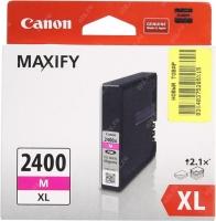 Картридж CANON PGI-2400XL M Magenta для MAXIFY iB4040/МВ5040/МВ5340