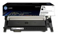 Картридж лазерный HP 117A W2070A(черный, 700 стр.)