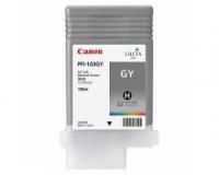 Оригинальный картридж CANON PFI-103GY (130 мл., серый)