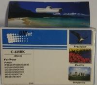Картридж Unijet 425 BK (46330 стр, Чёрный) для Canon PiXMA iP4840/MG5140/MG5240/MG6140/MG8140