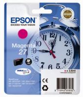 Картридж EPSON T2703 пурпурный для WF-7110/7610/7620