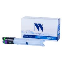 Тонер-картридж NVP совместимый NV-MP C2551 Cyan для Ricoh Aficio MP C2031/ C2051/ C2051AD/ C2501/ C2531/ C2551/ C2551AD (9500 стр)