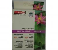 Струйный картридж PrintMax 4837 Magenta (Пурпурный, 35 мл.) для HP Business Inkjet 2230dtn | Designjet 100 | 120 | Officejet 9110 | 9120 | 9130