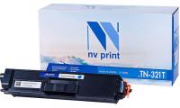 Картридж NVP совместимый NV-TN-321T Cyan для Brother (1500 стр)