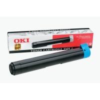 Оригинальный тонер-картридж OKI 400e/410t/610 (2000 стр., черный)