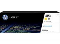 Оригинальный картридж HP 415X (W2032X) (6000 стр., желтый) для HP Color LaserJet Pro M454/Pro MFP MFP M479