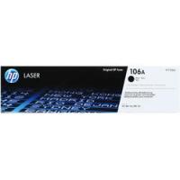 Оригинальный картридж лазерный HP 106A W1106A (черный, 1000 стр.)