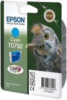 Картридж EPSON T0792 голубой повышенной емкости для P50/PX660/PX820/PX830