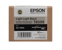 Картридж EPSON T8509 светло-серый для SC-P800