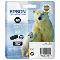 Картридж Epson C13T26114012 пурпурный 460 стр