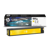 Картридж HP 991A Yellow Original PageWide Cartridge (M0J82AE)
