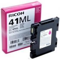 Оригинальный принт-картридж Ricoh тип GC 41МL (600 стр., пурпурный)