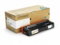 Оригинальный принт-картридж Ricoh тип SP C252E (4000 стр., голубой)