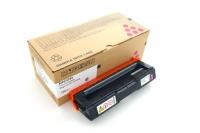 Оригинальный принт-картридж Ricoh тип SP C252E (4000 стр., пурпурный)