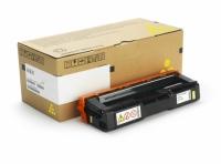 Оригинальный принт-картридж Ricoh тип SP C252E (4000 стр., желтый)