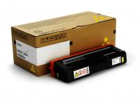 Оригинальный принт-картридж Ricoh тип SP C250E (1600 стр., желтый)