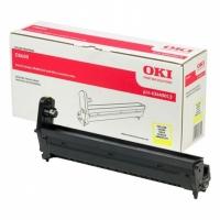 Оригинальный фотобарабан OKI C8600/8800 (20000 стр., желтый)