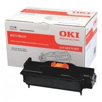 Оригинальный фотобарабан OKI 44574302 (25000 стр., черный)