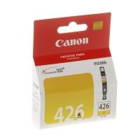 Оригинальный картридж CANON CLI-426Y (9 мл, желтый)