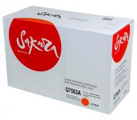 Совместимый картридж SAKURA Q7563A (3500 стр., пурпурный)