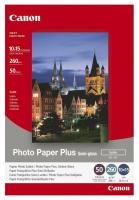 Фотобумага CANON Полуглянцевая 260г/м2, A6 (10X15), 50 л.
