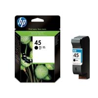 Оригинальный картридж HP 51645AE (черный, 930 стр.) (2017 год)