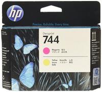 Печатающая головка HP 744 Designjet Magenta/Yellow