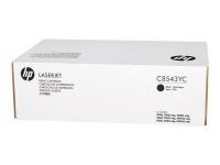 ОРИГИНАЛЬНЫЙ КАРТРИДЖ HP CB381YC (25000 СТР., голубой) ДЛЯ ПРИНТЕРОВ HP LaserJet 9000, HP CLJ CM6030/CM6040