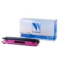Картридж NVP совместимый NV-TN-135T Magenta для Brother (4000 стр)